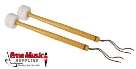 DrumMasterUK Marching Bass Beaters